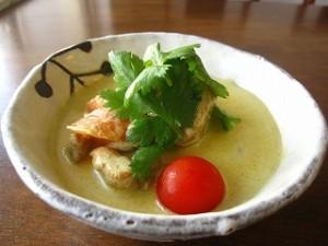 石垣島のカフェ&カレー「トラベラーズカフェ朔」のベトナムカレー