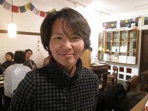 石垣島のカフェ&カレー「トラベラーズカフェ朔」のアジアンパーティープランお客様の声1