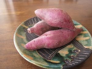 石垣島のランチなら「トラベラーズカフェ朔」の紅イモ